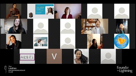 Ladies Entrepreneurship Club Bootcamp Q&A