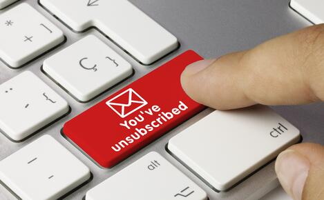 Why I Unsubscribed 25% Of My Newsletter Subscribers