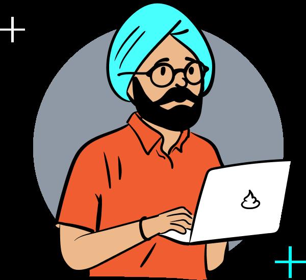 Sarabjeet Singh @ Founder and Lightning